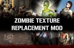 Image for Zombie Texture Replacement A17 [b240]
